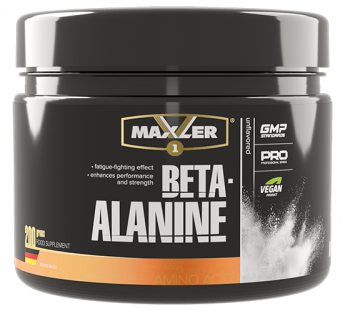 Maxler Beta-Alanine powder 200 g