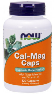 NOW Cal-Mag Caps (120 кап)